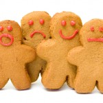Gingerbread emotions