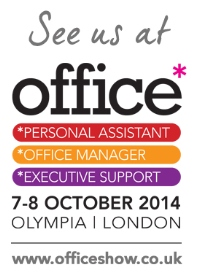 See us at Office Show 8th October