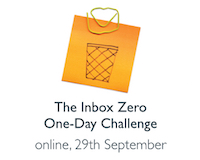 The Inbox Zero One Day Challenge, 29th September